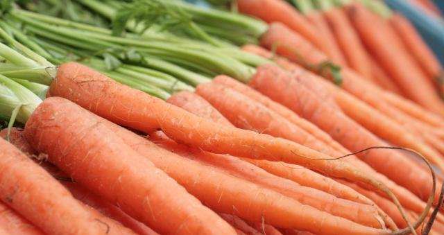 Carrots f.i.